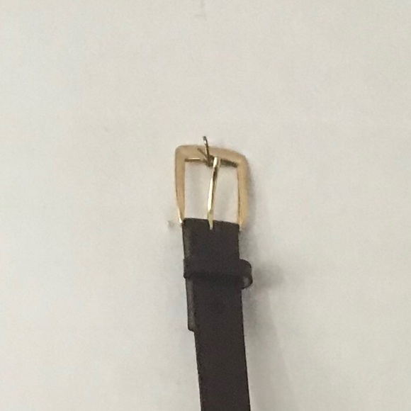 """Made in Haiti Other - Vintage Men's Leather Belt 42 3/4"""" 1960's"""